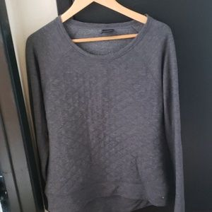 Cozy Gray Sweatshirt